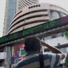 Sensex ends at 1-month low, hit by losses for 4th day