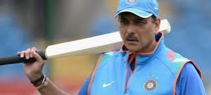 Ravi Shastri applies for India coach's job