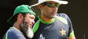 Hunt ongoing for Misbah, Younis replacements, says Mushtaq
