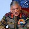 Stone pelting in Kashmir on decline:Army chief