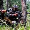 Two militants and two Air Force men killed in encounter at Hajin