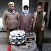 Burglar arrested in Anantnag , stolen goods recovered :