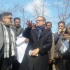 DDC Anantnag tours Qazigund, reviews implementation of CM's directions
