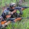 After attack on BJP worker gunfight rages in Srinagar's Balhama  area