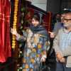 Mehbooba stresses on sticking to project deadlines, usage of quality material