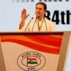 BJP uses anger, we use love: Rahul slams Modi govt at Cong plenary