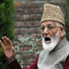 Geelani asks Govt to acknowledge ground realities of long-pending issues in Kashmir