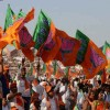 setback to BJP as 25 senior leaders resigned from the party