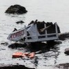 At least 14 dead as migrant boat sinks off Greece