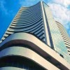 Sensex surges over 200 points, Nifty above 10,500