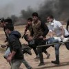 Four Palestinians killed by Israeli fire in Gaza border protest