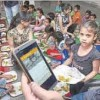 App to help donate excess food to the needy