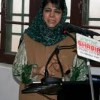 Mehbooba welcomes Union Cabinet decision to award death to rape convicts