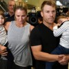 Warner's wife reveals she suffered miscarriage after ball-tampering saga