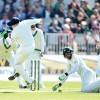 Ireland Test off to dramatic start as Pakistan's Imam injured first ball