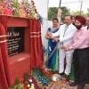Parvez Ahmed lays foundation stone of J&K Bank Complex at IGC Samba