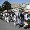 Afghan peace marchers arrive in Kabul as Taliban ends ceasefire