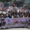 Thousands observed International Quds Day observed in Kargil