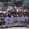 Thousands observed International Quds Day observed in Kargil
