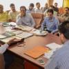 Advisor Vyas takes stock of facilities for Kashmiri migrants