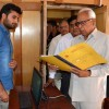 Governor visits J&K Government Grievance Cell