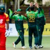 Pakistan race to the series victory against Zimbabwe