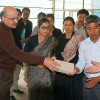 Chief Secretary arrives in Leh