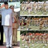 Governor hoists tricolor and reviews parade at State level Independence Day function