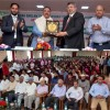 J&K Bank Chairman holds interactive session with BGSBU students