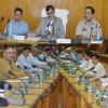 Advisor Kumar reviews developmental scenario, implementation of schemes in Udhampur