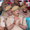 DGP interacts with officers, Jawans at DPL Srinagar, addresses Darbar