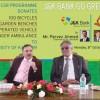 J&K Bank's CSR/Go-Green Initiative in Kashmir University
