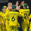 Australia beat Windies to reach Women's World T20 final