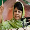 Mehbooba condemns killing of party worker