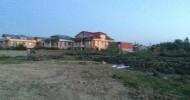 Despite ban, Illegal construction rampant on agricultural land in Srinagar outskits