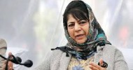 Mehbooba dissolves PDP's Political Affairs Committee