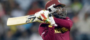 Gayle breaks Afridi's record for most sixes in intl cricket