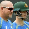 Australia's bowling coach Saker quits ahead of World Cup