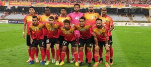 I-League: East Bengal defeat 10-man Real Kashmir 2-1 to consolidate second spot in table