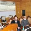 National Seminar on ' Contemporary World Order and Iqbal' held at KU