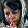 Mehbooba Mufti's cavalcade pelted with stones in Anantnag village