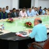 Governor reviews functioning of Government Departments