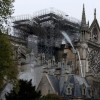 Billionaires and private donors mobilise to rebuild Notre-Dame
