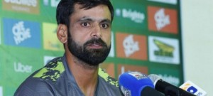 Hafeez unavailable for T20, first two ODIs against England