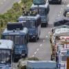 Govt lifts civil traffic restrictions on Bla-Sgr highway