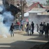 Clashes erupt in Sopore after Friday prayers, one injured; shifted to SMHS