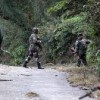 Encounter started between government forces and militants in Yarwan Shopian