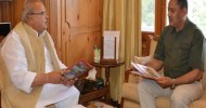 VC, SKUAST-K meets Governor
