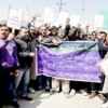 Watch: Pashmina weavers protest against setup of power looms