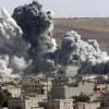 Air strike in eastern Syria kills at least 28 people